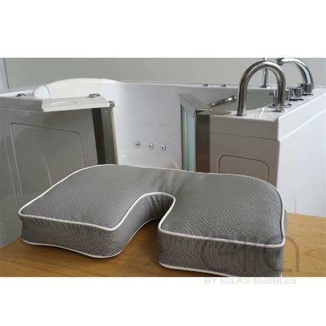 Bathtub Shower Kit by Bathtub Seat Pillow And Riserwith Bidet Cutout Ella S