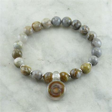 mala bead bracelet mountain mala bead bracelet 21 bamboo agate mala