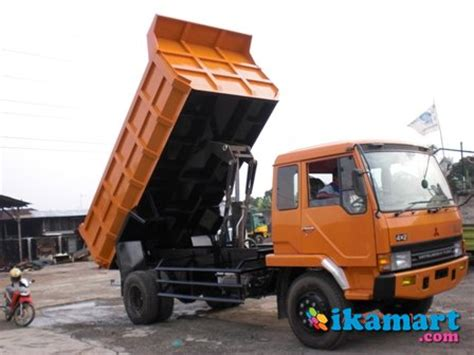 Modifikasi Dump Truck Canter by Gambar Gambar Mobil Fuso Rommy Car