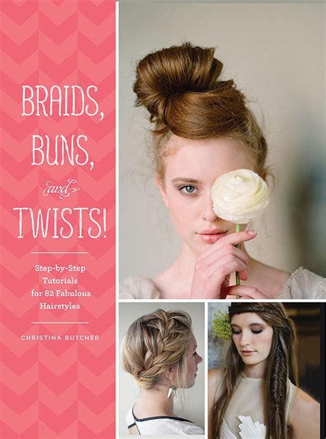 hairstyle book pictures braids buns and twists the things we would