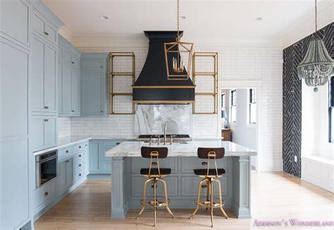 classic vintage modern kitchen blue gray cabinets inset a classic vintage modern kitchen blue gray cabinets inset