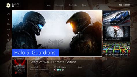 one new your new xbox one experience begins today xbox wire