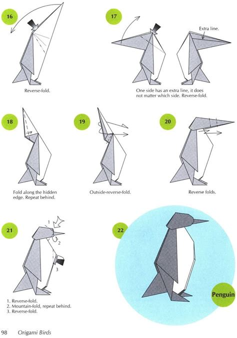 easy origami penguin 1000 images about origami on japanese