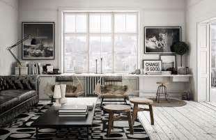 loft style living room loft living room design interior design ideas