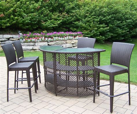 bar height patio sets decor ideasdecor ideas