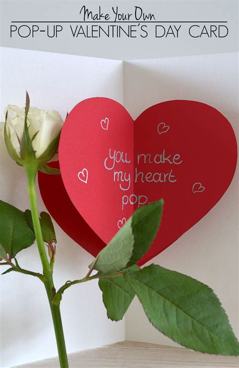 how to make a valentines pop up card 32 attractive handmade card ideas