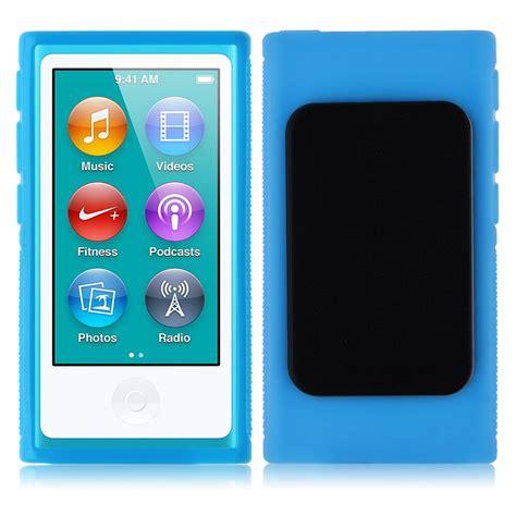 housse etui coque pochette tpu gel clip pour ipod nano 7 7th generation ebay