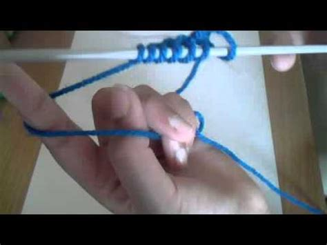 how to cast on knitting beginners knitting part 1 how to cast on for beginners