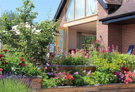 front yard flower garden 17 fantastic terraced flower garden ideas