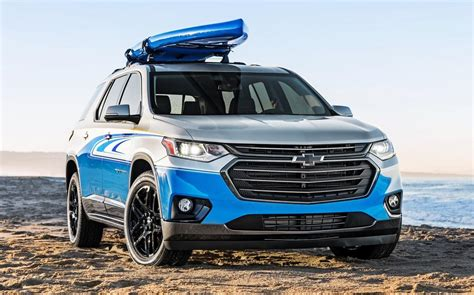 2018 Chevy Traverse Concept by 2018 Chevrolet Traverse Sup Concept