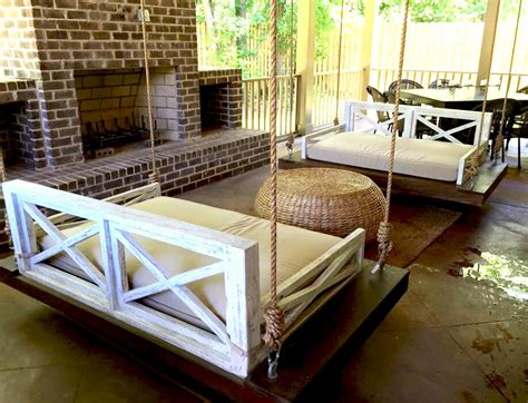 swinging bed frame quot saltaire daybed swing quot free shipping saltaire