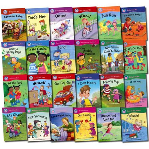 read series start reading collection 24 books children read at home