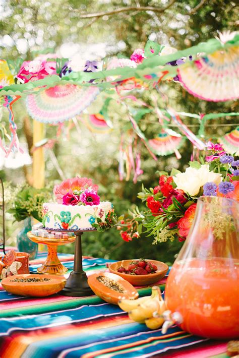 mexican decorations ideas mexican themed ideas birthday