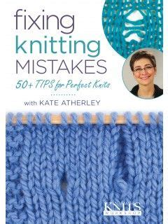 correcting knitting mistakes 97 best images about knitting on free pattern