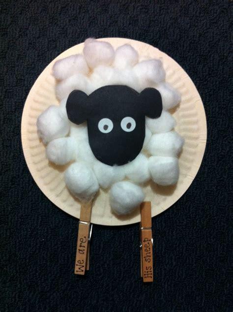 sheep craft creative christian david the shepherd boy church