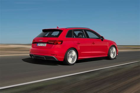 Audi Europe by Audi A3 And S3 Get Updated Tech And Powertrains For Europe