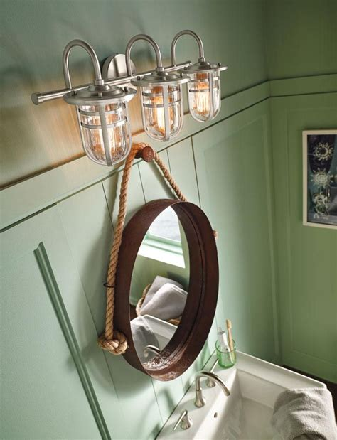 nautical bathroom lighting fixtures best 25 nautical bathrooms ideas only on