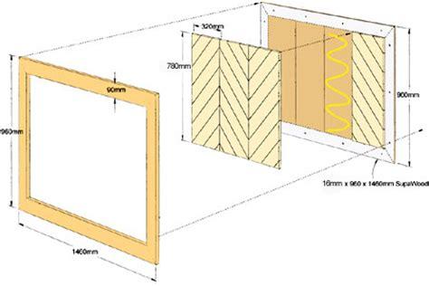 how to make a bamboo headboard home dzine bedrooms make a diy bamboo headboard