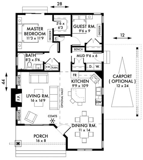 floor plans for small bedrooms stylish two bedroom house plans to realize awesome two