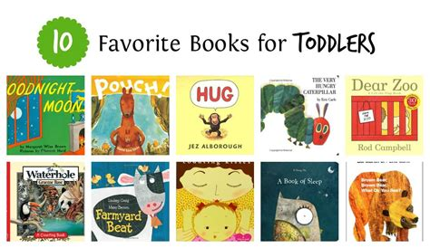 10 Favorite Books For Toddlers Pronounce Scratch