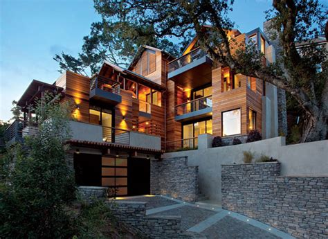 les 10 plus belles maisons bois lsd magazine