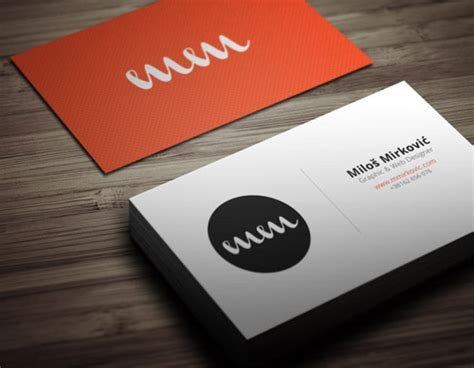 Design Business Card Business Cards Design 35 Fresh