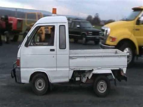 Daihatsu Mini Trucks by Daihatsu Hijet Mini Truck