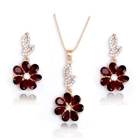 high quality jewelry fashion high quality jewelry set for