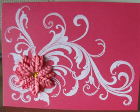 how to make a beautiful card marjorie towers