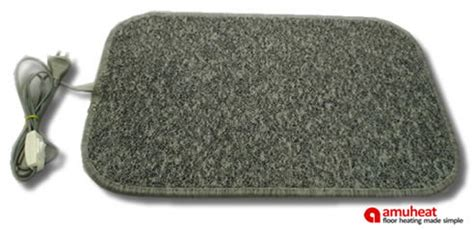 heated bathroom rug heated floor mat gurus floor