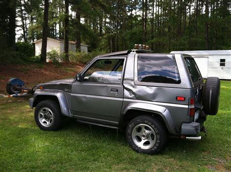 1990 Daihatsu Rocky by Jermnc77 1990 Daihatsu Rockysx Sport Utility Ht 2d Specs