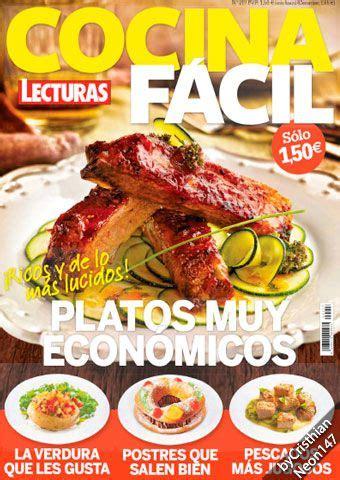 recetas de cocina revista lecturas cocina f 225 cil lecturas enero 2016 platos muy econ 243 micos