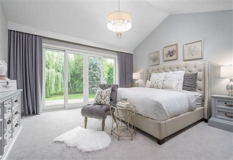 master bedroom chandelier traditional master bedroom with mariabella upholstered