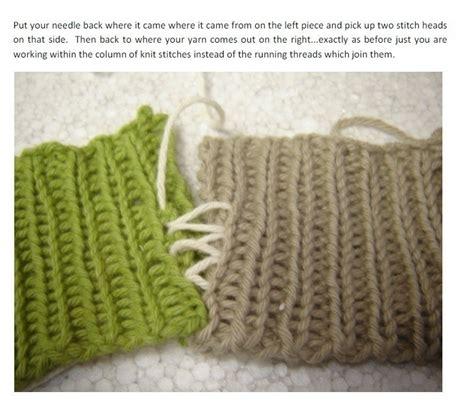 knitting help mattress stitch mattress stitch on ribbing 183 how to knit 183 yarncraft on