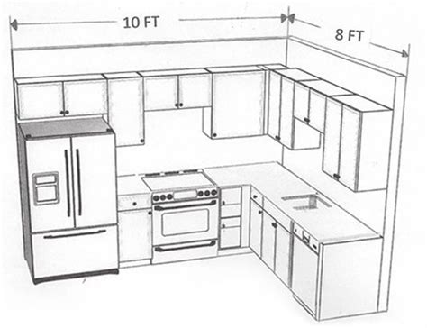 design own kitchen layout 10 x 8 kitchen layout search similar layout with