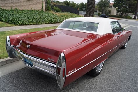 Cadillac Torrance by 1968 Cadillac Coupe De Ville Stock 613 For Sale Near