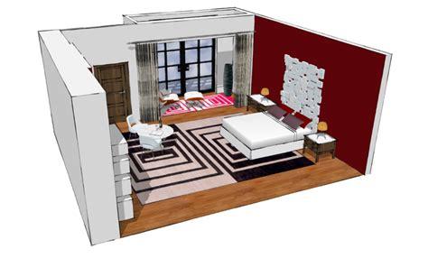 Modern Interior Designer cad project for new york residence paul langston