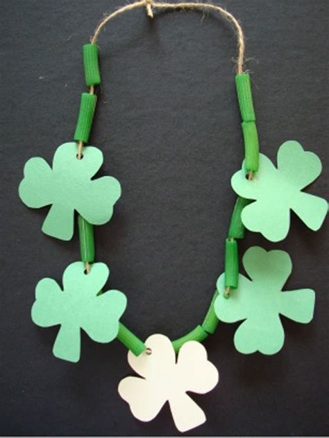 st patricks crafts for 30 easy peasy diy st s day crafts for