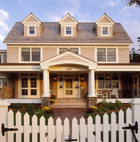 exterior decoration beautiful colonial look minneapolis traditional