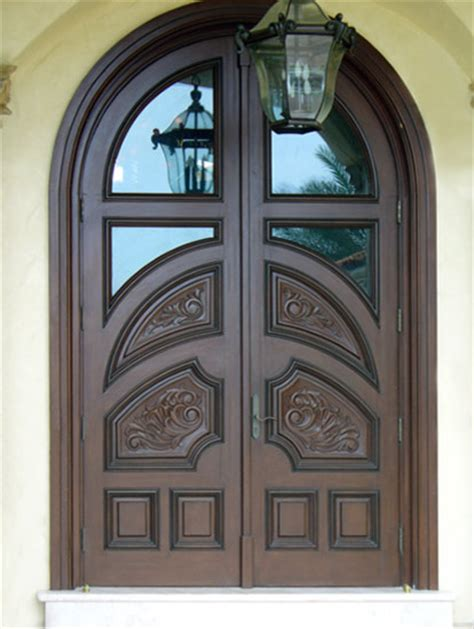 carved front doors mahogany carved wood doors tropical front doors
