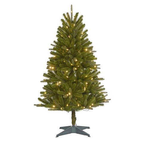 pre lit colored lights tree 4 5 color switch plus regal fir pre lit tree
