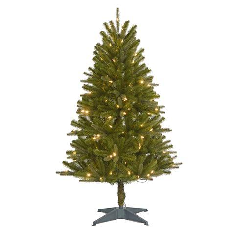 sears trees pre lit 4 5 pre lit regal fir tree sears