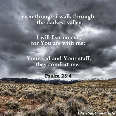 psalm 23 4 bible verse darkest valley christianquotes info