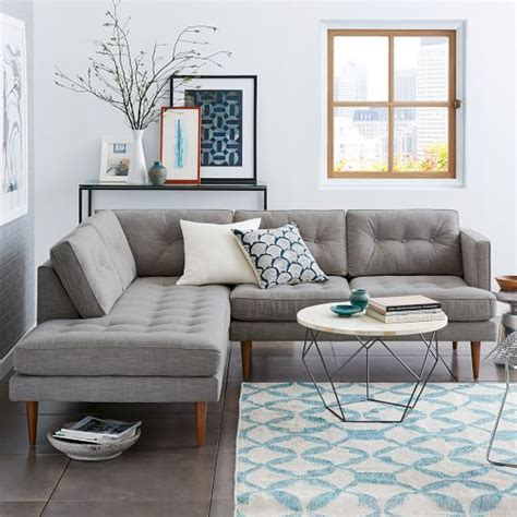 sofas for small living rooms 25 best ideas about gray sectional sofas on