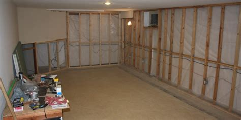 finish basement company basement finish systems vs drywall finish basement