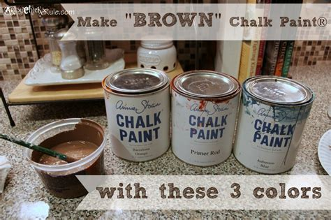 chalk paint brown garage sale chair transformed with chalk paint 174 artsy