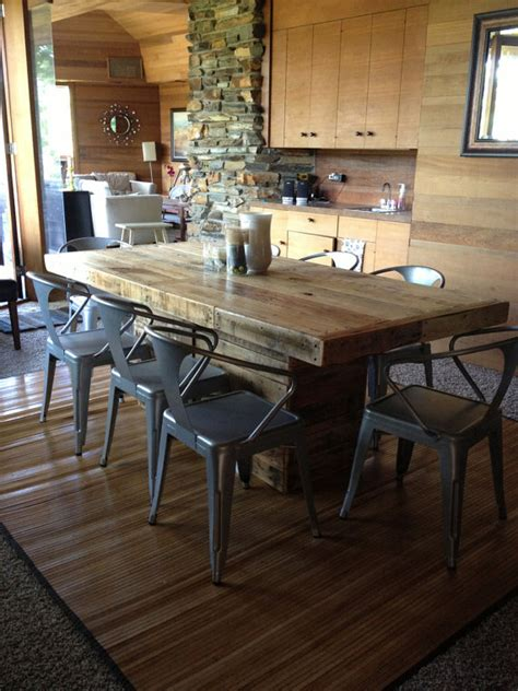 30 inch wide rustic dining table coma frique studio