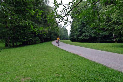 Radweg Englischer Garten München m 252 nchen nach passau g 252 nstig mit bayern radtour