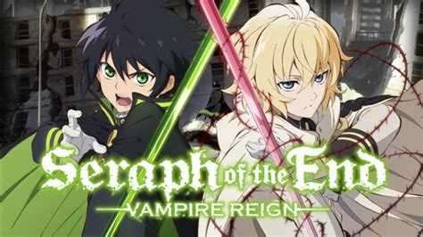 seraph of the end seraph of the end at hulu