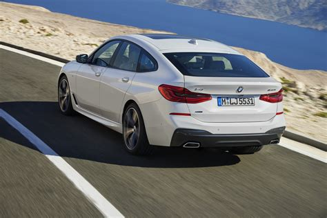 Bmw 5 Gran Turismo by New Bmw 6 Series Gran Turismo Is A 5 Series With A Big